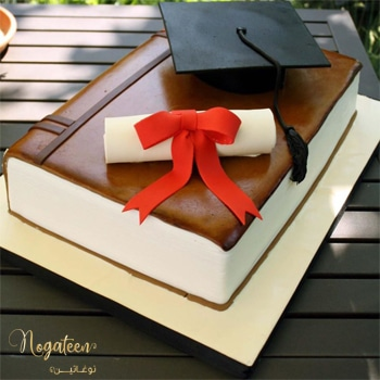 Nogateen Graduation Cakes